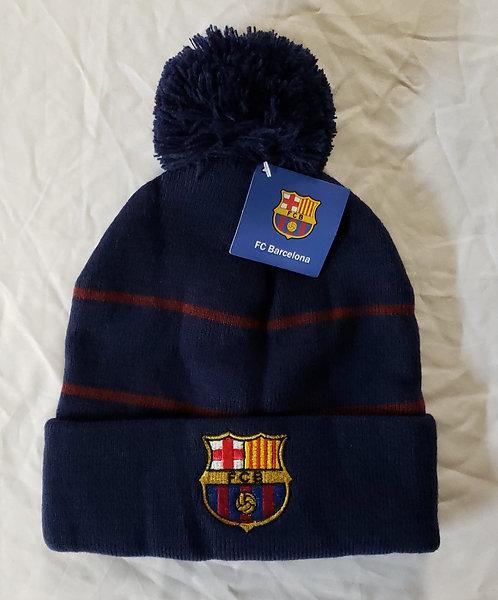 Barcelona Team Soccer Hat