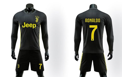 Ronaldo Juventus 2nd Away Kit