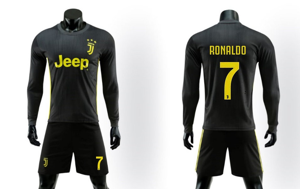 the latest 5cf71 34674 Ronaldo Juventus 2nd Away Kit | PremierSportingGoods