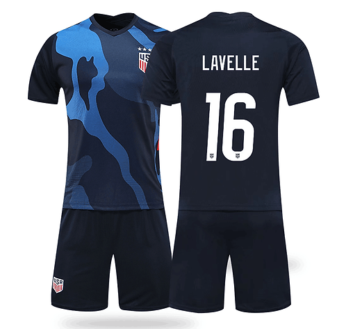 Rose Lavelle USA Away