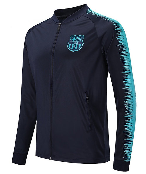 Barcelona Warm-Up Jacket