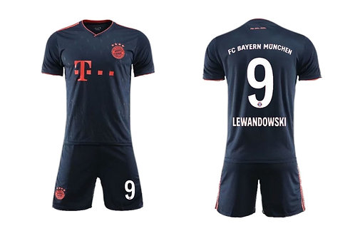 Robert Lewandowski 2nd Away Bayern Munich