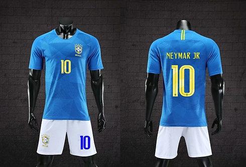 Neymar Brazil Away