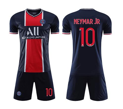 Neymar Santos Jr. Home Paris Saint Germain