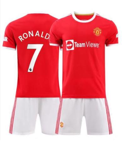 Cristiano Ronaldo Home Manchester United