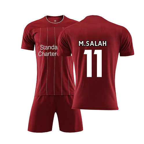 Mohamed Salah Ghaly Liverpool Home