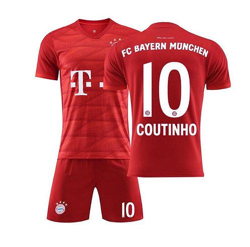 Coutinho Bayern Munich Home