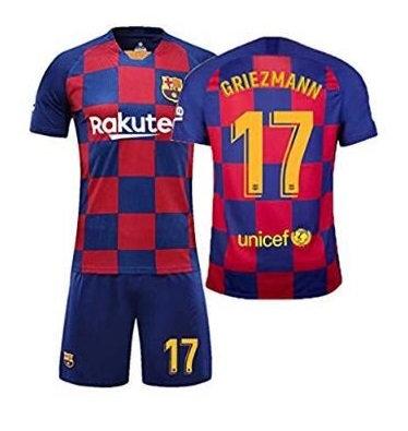 Antoine Griezmann Home Barcelona