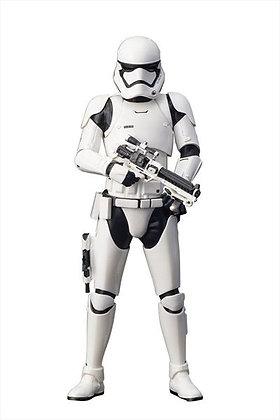 Star Wars Episode VII Estatua PVC ARTFX+ 1/10 First Order Stormtrooper 18 cm