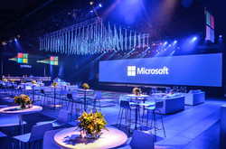 Fiesta Fin de Año Microsoft