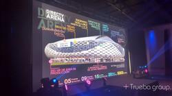 Lanzamiento Directv Arena