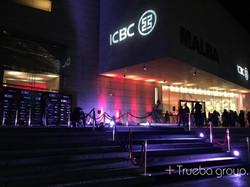 Evento ICBC en el Malba