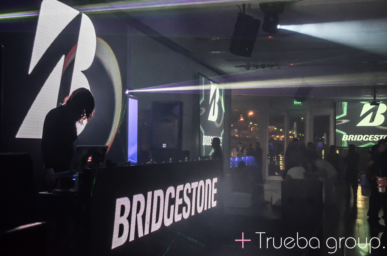 Evento Bridgestone