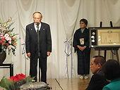 芙蓉グループ忘年会・瑞宝双光章受章のお祝い(3)