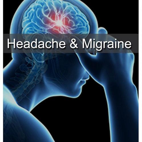 Headache and migraine
