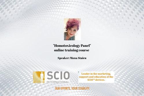 Homotoxicology Panel