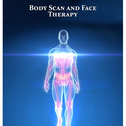 Body scan and face therapy