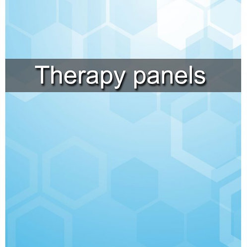 Therapy panels