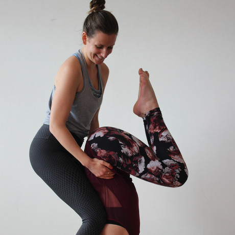 Headstand assistance