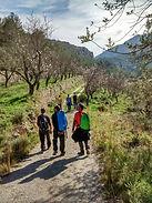 deportes javea con Xàbia Activa - senderismo o trekking