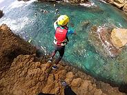 coasteering javea - con Xàbia Activa, Costa Blanca deportes