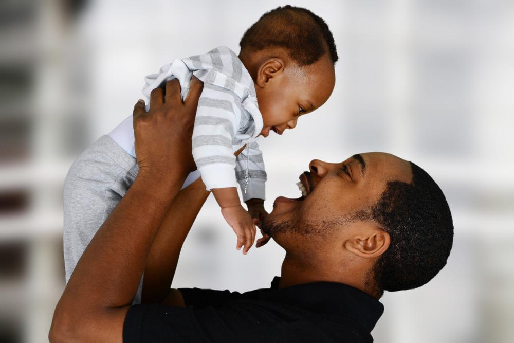 black-dad
