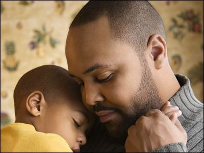 Black-Father-Holding-His-Son1111