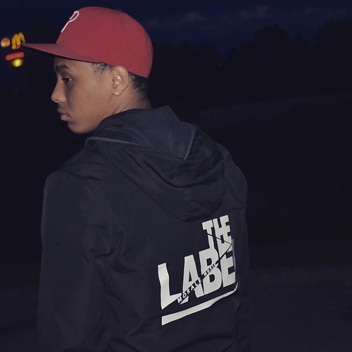 """""""The Label"""" Starter Woven Track Jacket"""