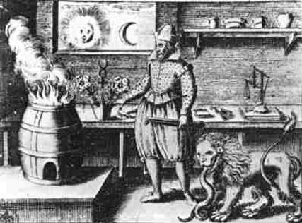 Iconographie Alchimie