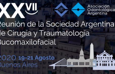 XXVII Reunión de la Sociedad Argentina de Cirugía y Traumatología Bucomaxilofacial