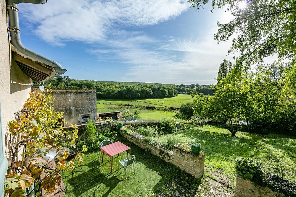 Chez Recoin French garden