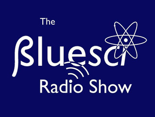 Radio interview with Bluesci