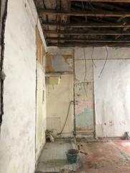 Photographie de l'appartement avant l'intervention des architectes