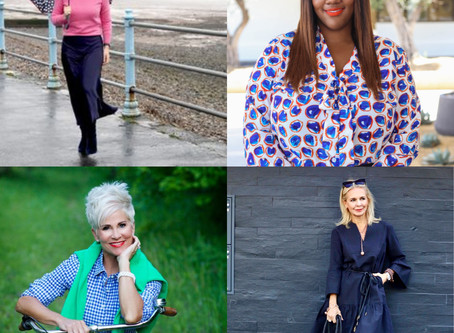 """4 Style Bloggers With A """"Spring"""" Style Aesthetic"""