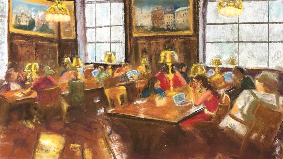 The Reading Room (NYPL)