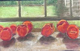 paintings, food, kitchens