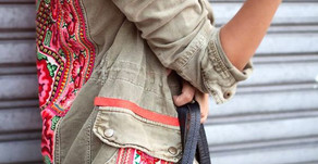 Trendy Transformations for Thrift Store Jackets
