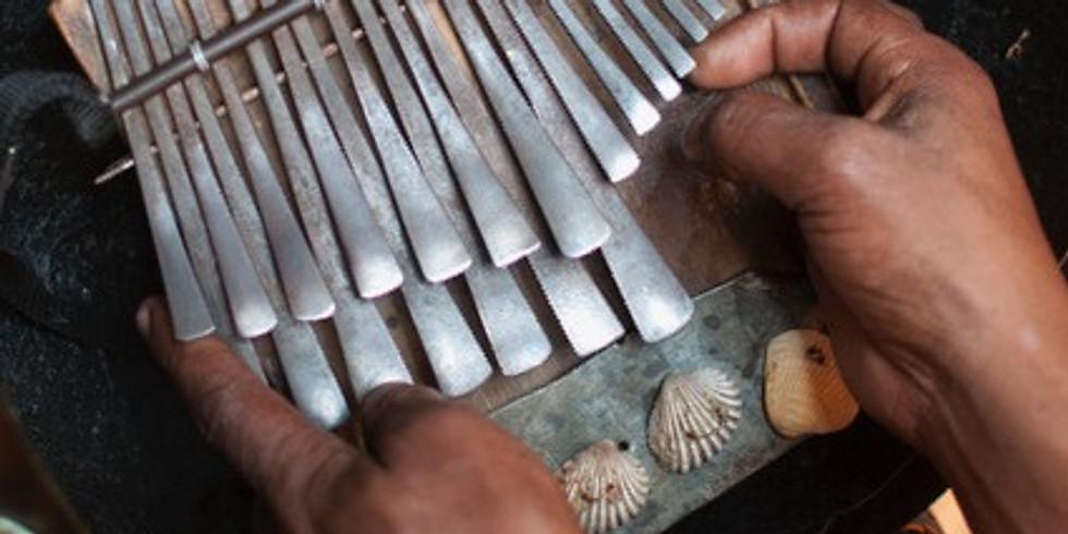 Mbira of Zimbabwe: A Backyard Concert with Musekiwa Chingodza