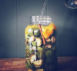 Preserving the Season: Herbal Shrubs, Syrups & Cordials