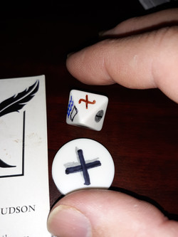 superelements prototype eight sided die