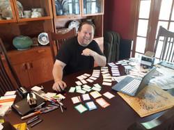 Steele creating Superelements prototype