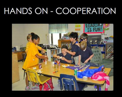 super elements creating cooperation