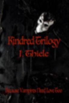 Kindred Trilogy - Books 1, 2, & 3.
