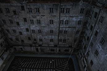 Edificio de miedo