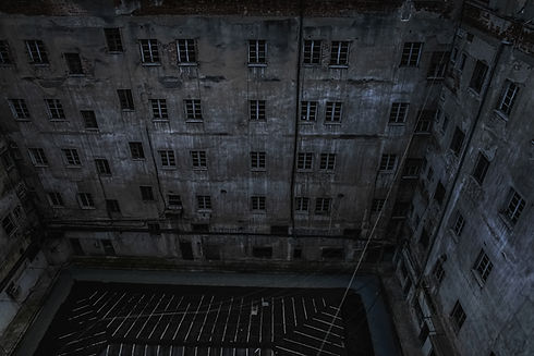 Scary Building