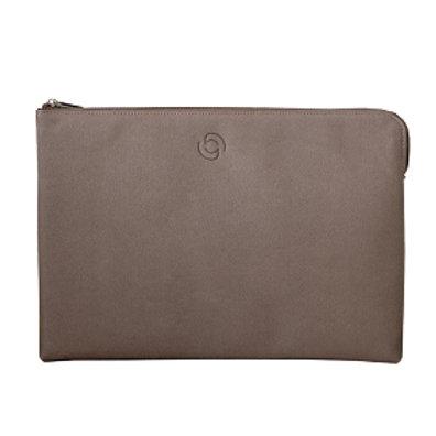 Обложка для ноутбука из яблочной кожи