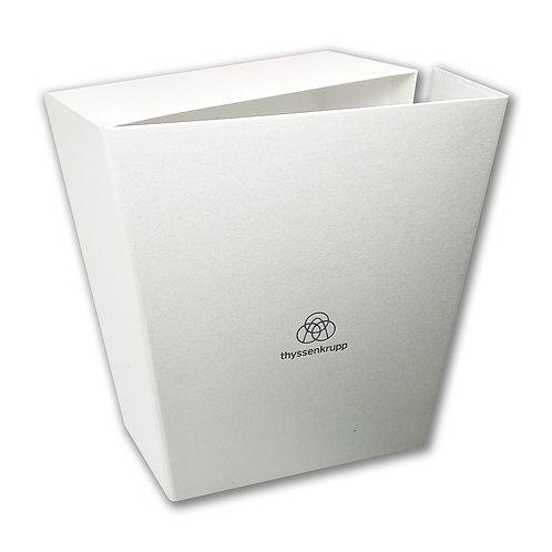 Подарочная коробка премиальная «Ларец», кашированная, на магните, 300х220х100 мм