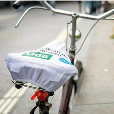 Многоразовый rPET чехол на сиденье велосипеда