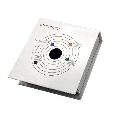 Блок для записей  в кашированном диспенсере со стресс-индикатором
