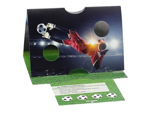 Игра-открытка «Бомбардир»